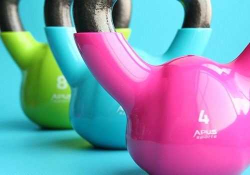 Cowbell exercise equipment