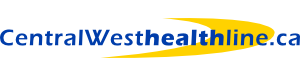 Central West Health Line logo