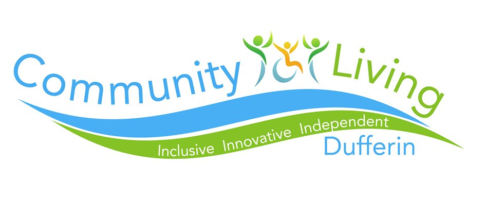 Community Living Dufferin logo